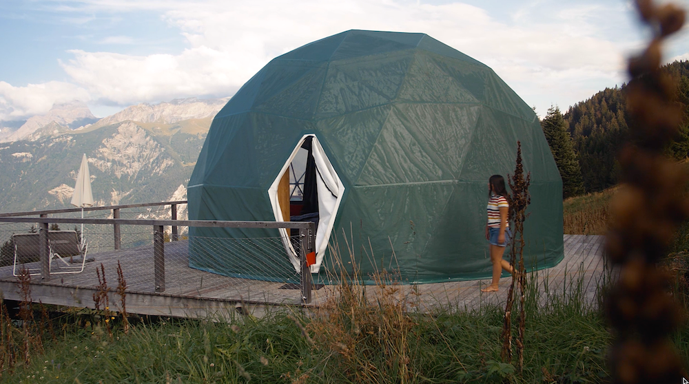 switzerland glamping eco