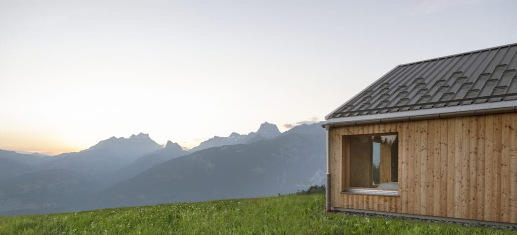 eco-chalet whitepod